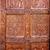 Cathedral of Leon carved door in Castilla Spain stock photo © lunamarina