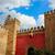 seville real alcazar fortress sevilla spain stock photo © lunamarina