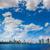 タウン · マイアミ · フロリダ · 米国 · 海 · 建物 - ストックフォト © lunamarina