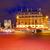 Париж · ночь · мнение · Эйфелева · башня · Небоскребы · Франция - Сток-фото © lunamarina