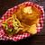 nachos · primer · plano · tazón · apetitoso · naranja · tejido - foto stock © lunamarina