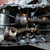 vecchio · motore · pistone · isolato · bianco · texture - foto d'archivio © lunamarina