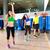 zumba · dans · cardio · mensen · groep · fitness - stockfoto © lunamarina