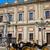 célèbre · repère · palais · Espagne · nuages · bâtiment - photo stock © lunamarina