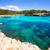 morze · Śródziemne · turkus · niebo · wody · słońce · morza - zdjęcia stock © lunamarina