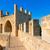 старый · город · крепость · стены · Майорка · острове · Испания - Сток-фото © lunamarina