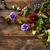 slasaus · ingrediënten · vers · kruiden · agave · siroop - stockfoto © lunamarina