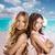 Daisy · пляж · белый · камней · Blue · Sky · избирательный · подход - Сток-фото © lunamarina