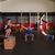 штанга · группа · тяжелая · атлетика · спортзал · тренировки - Сток-фото © lunamarina