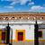 bika · aréna · Spanyolország · utca · tavasz · épület - stock fotó © lunamarina