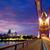 Tower · Bridge · akşam · karanlığı · Londra · gemi · gece - stok fotoğraf © lunamarina