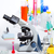 kimyasal · bilimsel · laboratuvar · deney · tüpü · mikroskop - stok fotoğraf © lunamarina