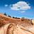 римской · амфитеатр · Испания · небе · здании · синий - Сток-фото © lunamarina