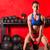 ケトルベル · フィットネス · 訓練 · 女性 · crossfitの · 行使 - ストックフォト © lunamarina