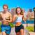 çalışma · çift · jogging · New · York · eğitim · New · York - stok fotoğraf © lunamarina