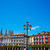 burgos plaza mayor square in castilla spain stock photo © lunamarina