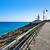 görmek · plaj · İspanya · deniz · feneri · deniz - stok fotoğraf © lunamarina