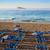 plaj · İspanya · akdeniz · şehir · manzara · deniz - stok fotoğraf © lunamarina