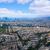 ufuk · çizgisi · eiffel · kule · şehir · çatılar · üzerinde - stok fotoğraf © lunamarina