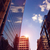 Londra · financial · district · sokak · kare · İngiltere · gökyüzü - stok fotoğraf © lunamarina