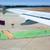 avion · aile · aéroport · panneaux · de · signalisation · routière · ciel · paysage - photo stock © lunamarina