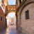 Валенсия · квадратный · собора · арки · Испания · улице - Сток-фото © lunamarina