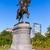 Boston · Washington · Monument · Massachusetts · EUA · cavalo · guerra - foto stock © lunamarina