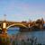 橋 · 川 · アンダルシア · スペイン · 水 · 建物 - ストックフォト © lunamarina