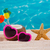 kokosnoot · cocktail · zeester · tropisch · strand · tropische · caribbean - stockfoto © lunamarina