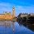 big ben clock tower and thames river london stock photo © lunamarina