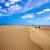 praia · canárias · Espanha · céu · água · paisagem - foto stock © lunamarina