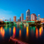 folyó · Florida · tájkép · kilátás · háttér · zöld - stock fotó © lunamarina