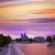 Собор · Нотр-Дам · Париж · сумерки · Cityscape · реке · Франция - Сток-фото © lunamarina