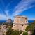 torre · pedras · pedra · blue · sky · mar · água - foto stock © lunamarina