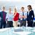 Business executive team youg people at office stock photo © lunamarina