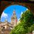 cattedrale · Spagna · costruzione · città · architettura · Europa - foto d'archivio © lunamarina