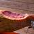 presunto · Espanha · cortar · mão · madeira · comida - foto stock © lunamarina