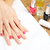 nő · körmök · kezelés · manikűrös · kezek · test - stock fotó © lunamarina