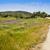 yol · Santiago · İspanya · doğa · alan - stok fotoğraf © lunamarina