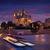 Cattedrale · di · Notre · Dame · tramonto · Parigi · Francia · francese · gothic - foto d'archivio © lunamarina
