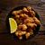 tintahal · grillezett · rizs · étel · tenger · csoport - stock fotó © lunamarina