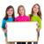 groep · jonge · kinderen · studio · gelukkig · kleur - stockfoto © lunamarina