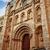 cathédrale · carré · Espagne · la · façon · bâtiment - photo stock © lunamarina