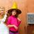 gyerekek · 70-es · évek · kettő · gyerek · barát · lányok - stock fotó © lunamarina