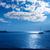 mediterráneo · pueblo · playa · agua · ciudad - foto stock © lunamarina