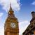 Big · Ben · Londra · clock · torre · thames - foto d'archivio © lunamarina