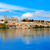 İspanya · yol · doğa · mavi · din - stok fotoğraf © lunamarina