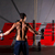 jovem · masculino · musculação · pesado · peso - foto stock © lunamarina