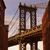 マンハッタン · 橋 · ニューヨーク市 · 建物 · 水 - ストックフォト © lunamarina