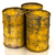 hemical yellow old barrels stock photo © lupen